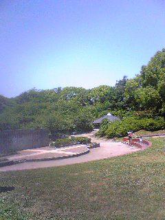 名城公園なう