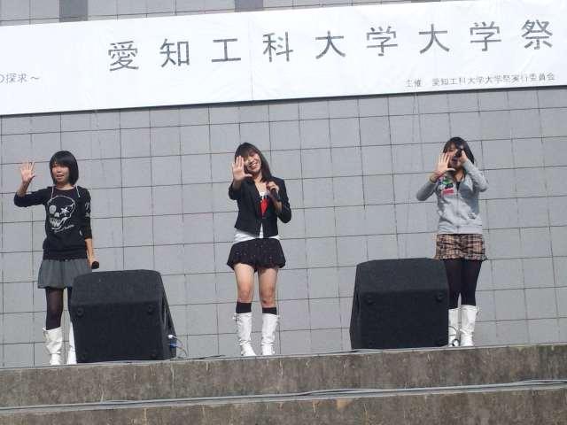 学祭ライブ