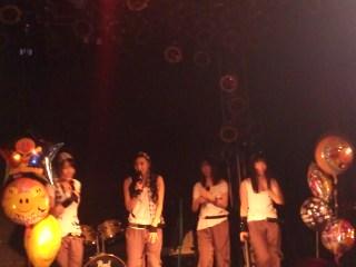 大阪の平日ライブに行ってきた